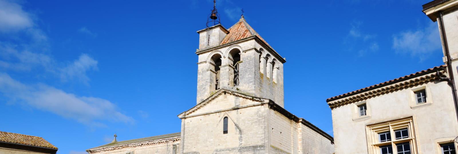 Circuit découverte du centre ancien de Saint Paul Trois Châteaux
