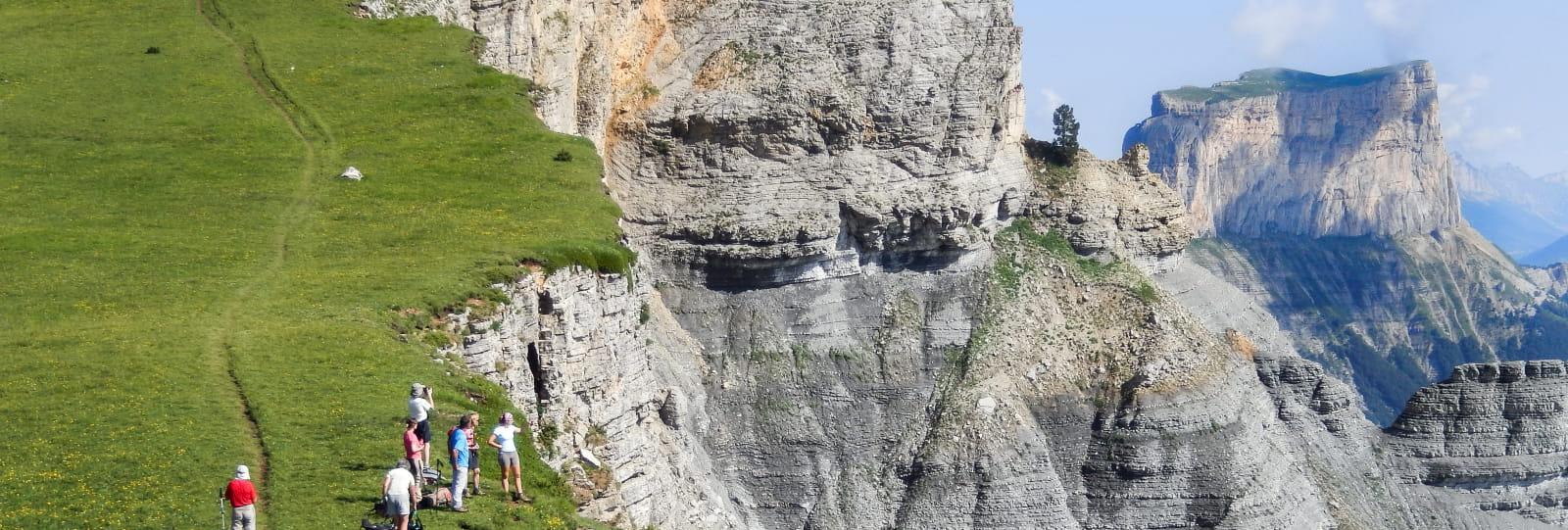 Mont-Aiguille et Trésors du Diois