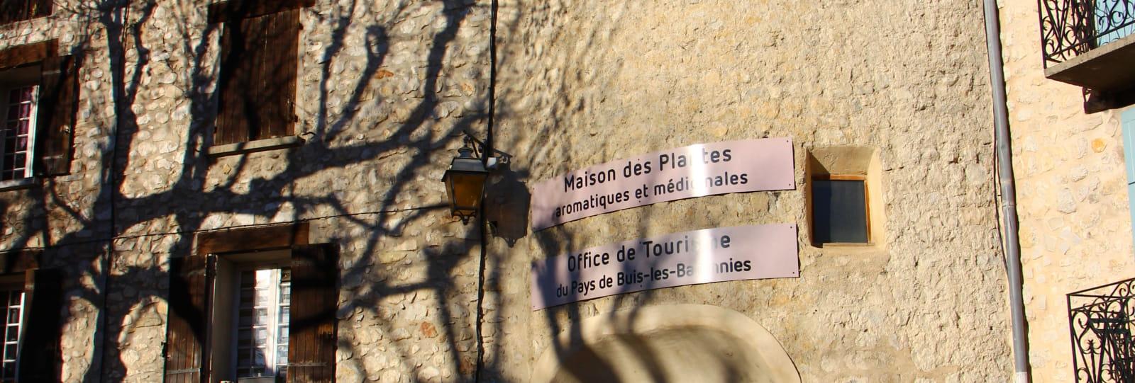 Office de Tourisme des Baronnies en Drôme Provençale - Pays de Buis-les-Baronnies