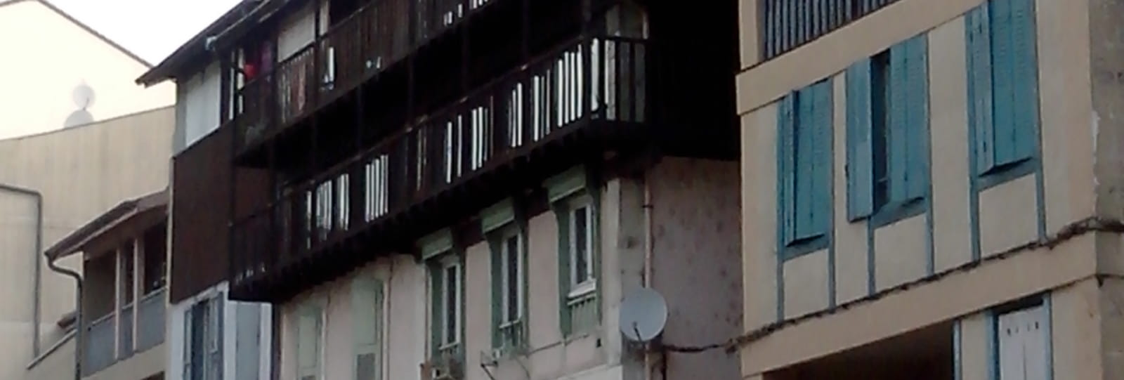 Les Anciennes Maisons des Tanneurs