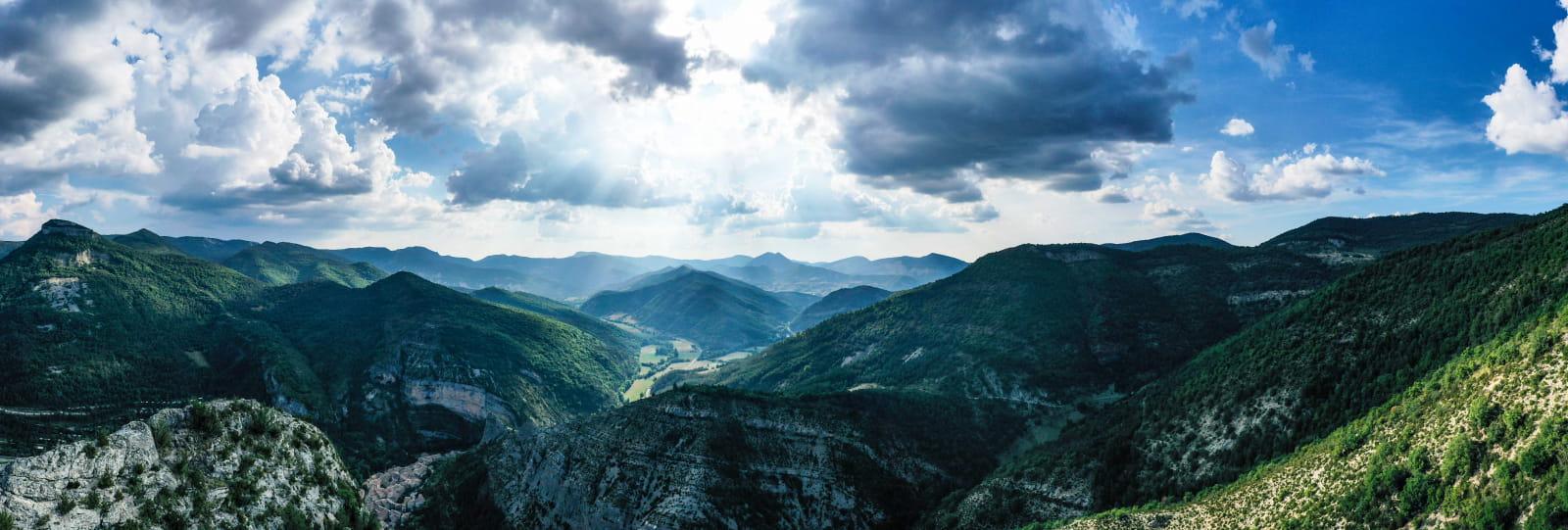 Orpierre et la Vallée du Céans