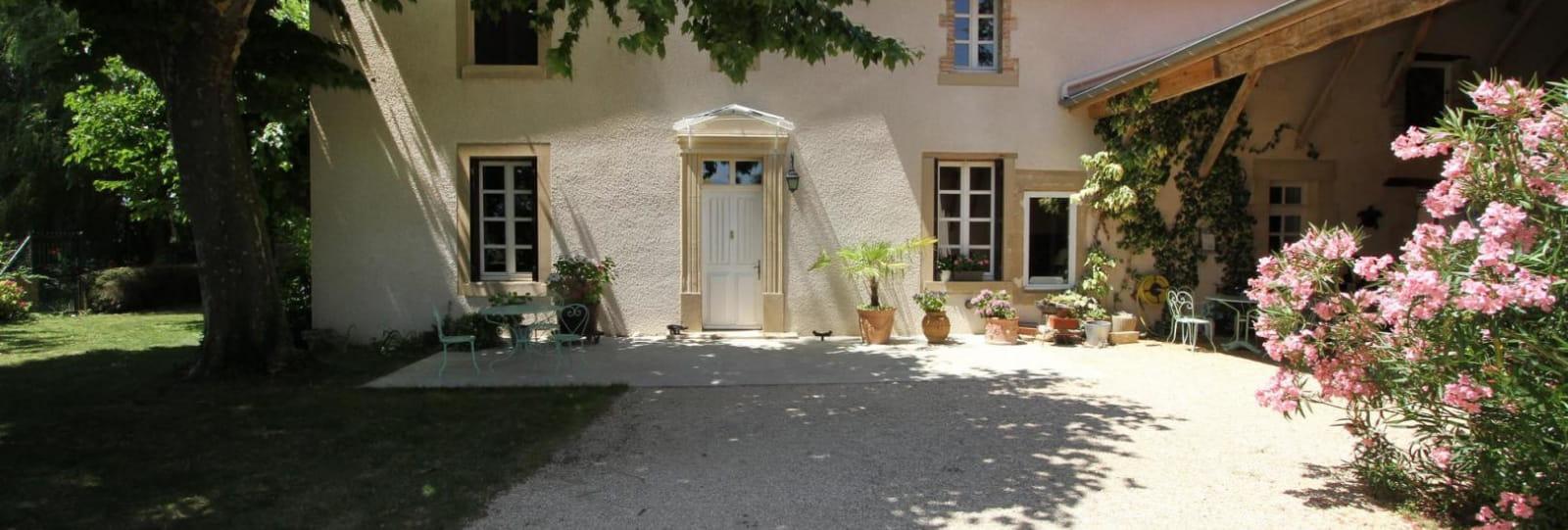 Chambre d'hôtes Domaine De La Source Chambon