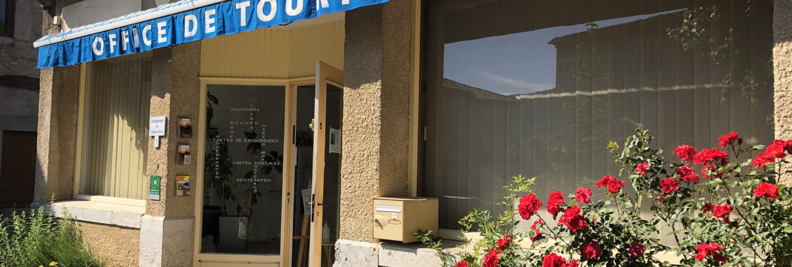 Office de tourisme Cœur de Drôme - Bureau de Saillans