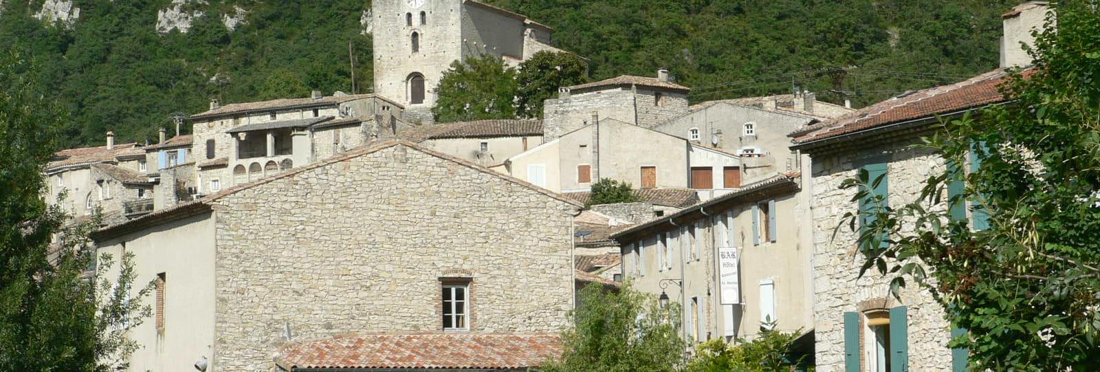 Village de Pont de Barret