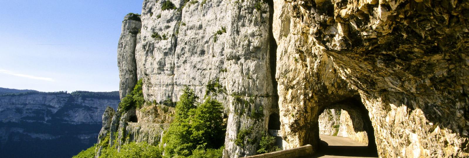 Cyclotourisme : rando à vélo dans le parc naturel du Vercors en liberté
