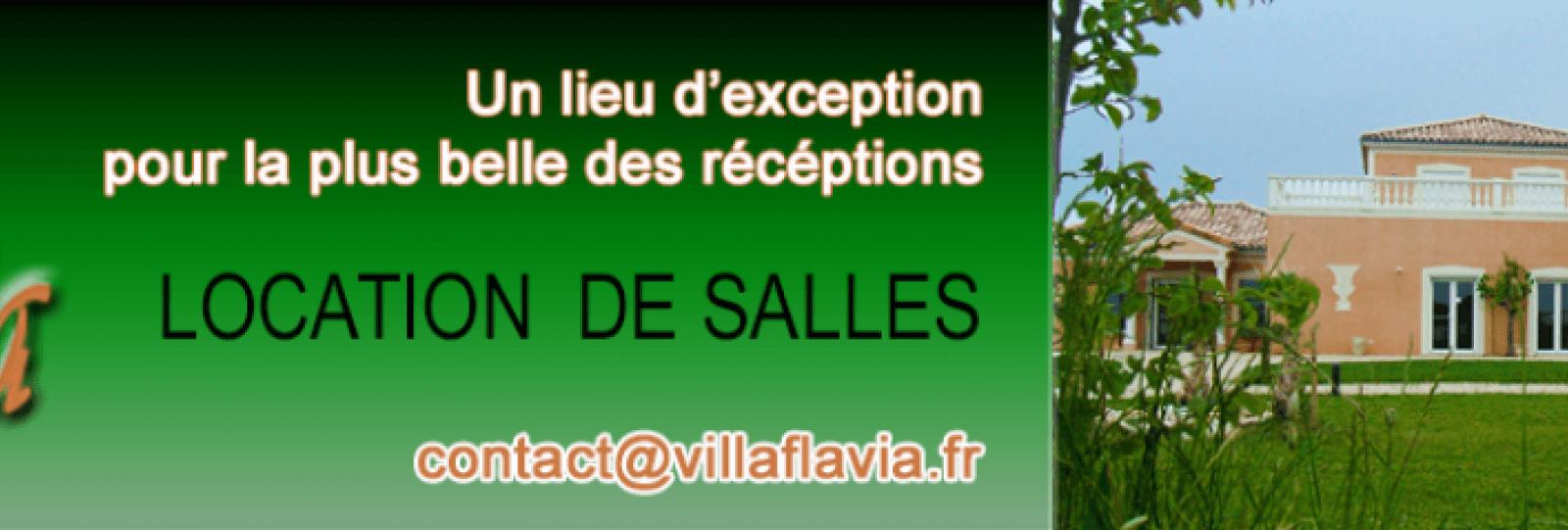 Villa Flavia Location Salle