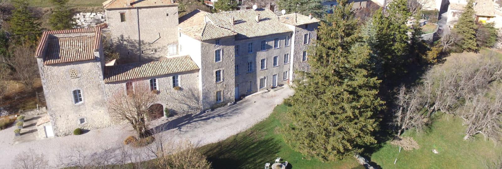 Château de Montfroc - Gîte If