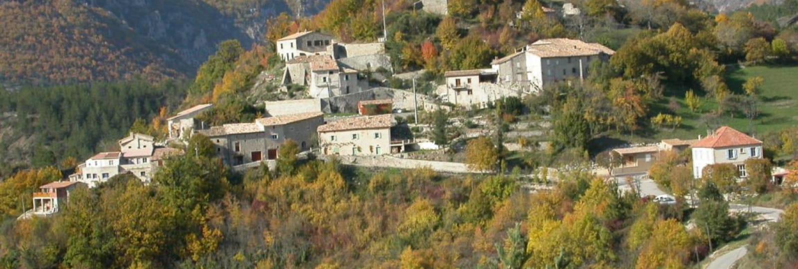 Mairie de Cornillac