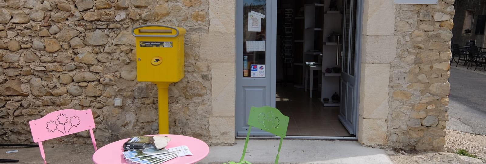Office de Tourisme Val de Drôme Antenne de Mirmande