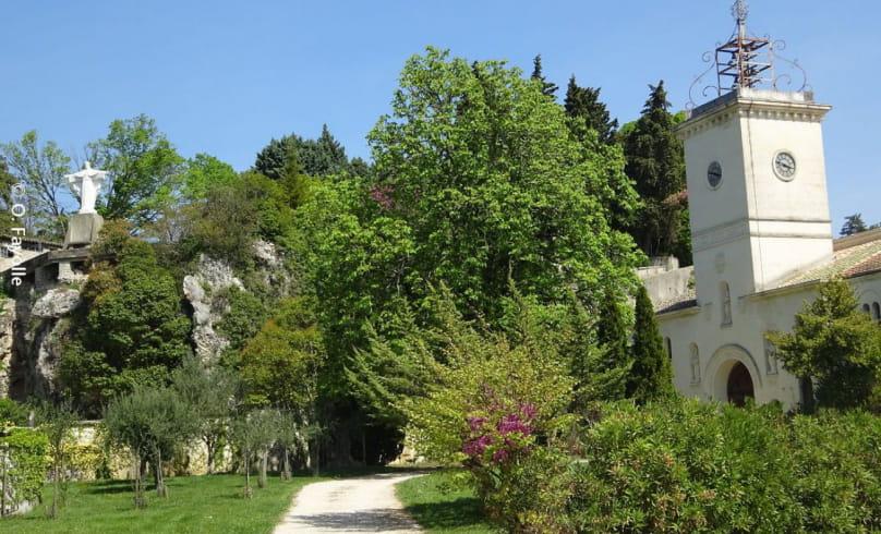 4 Sur les traces de l'abbaye d'Aiguebelle