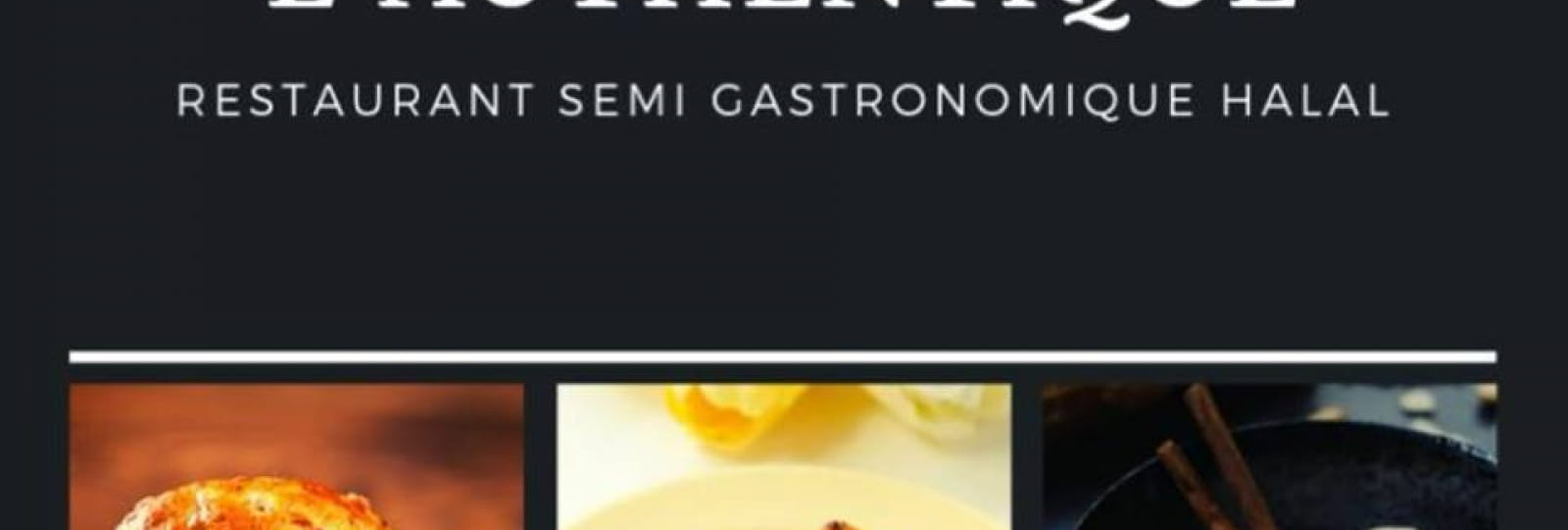 Restaurant l'Authentique