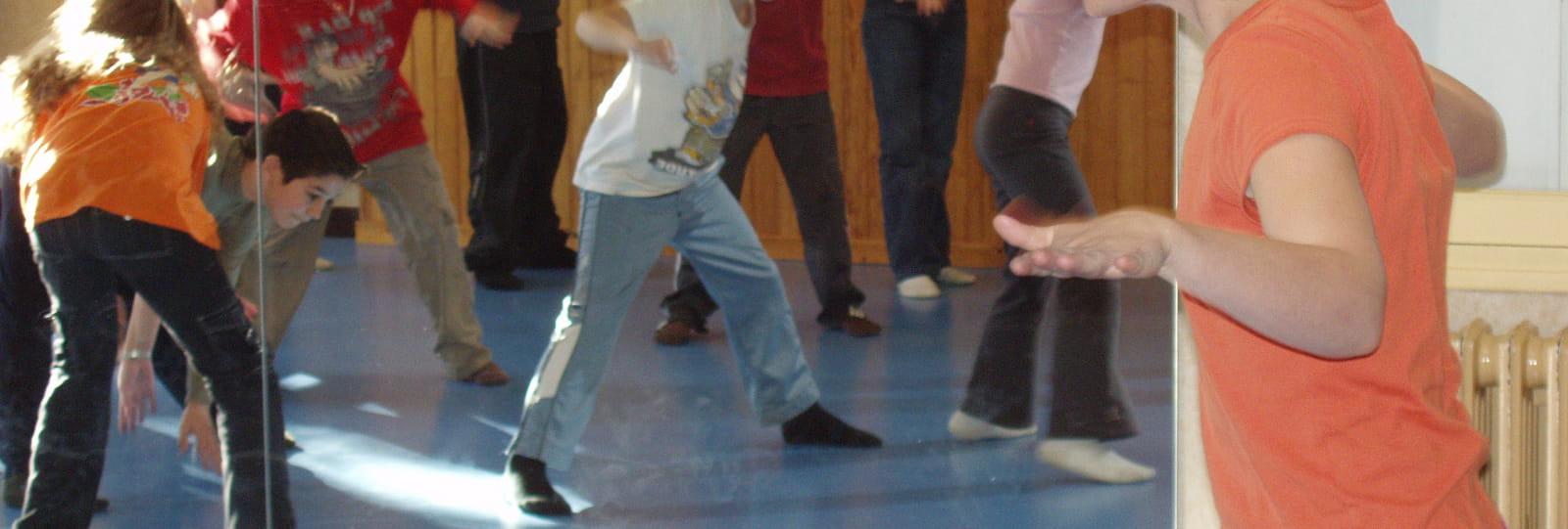 Classe de decouverte danse et musique iddj drome