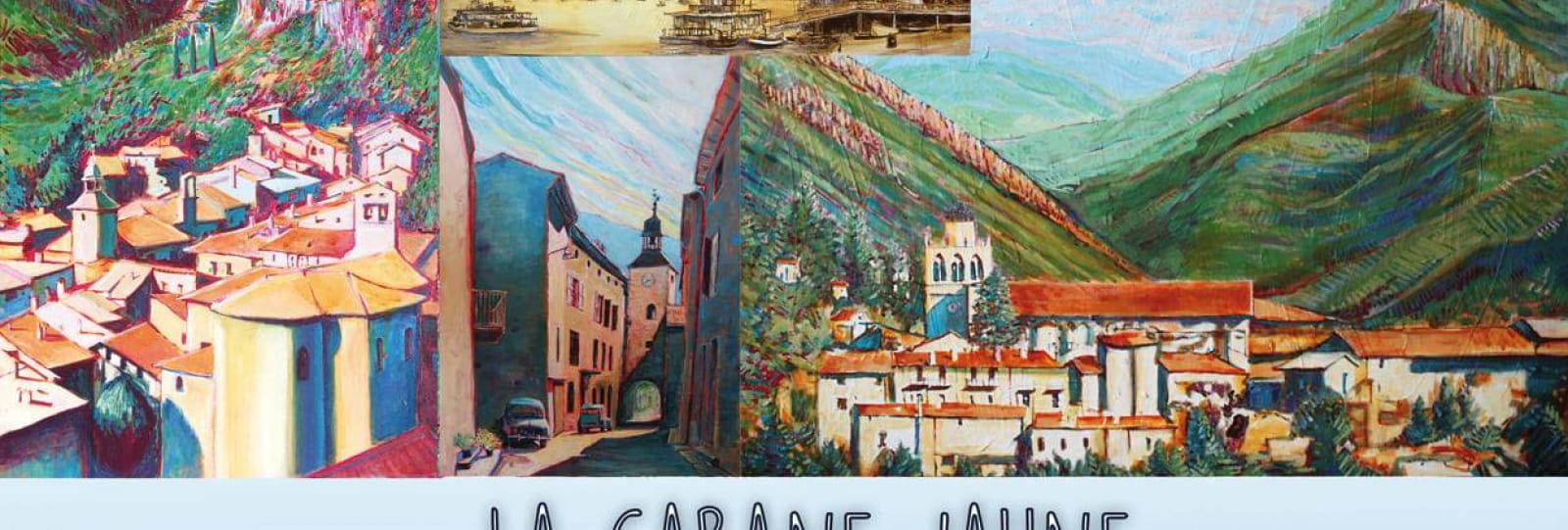Atelier - La Cabane Jaune - Perspective