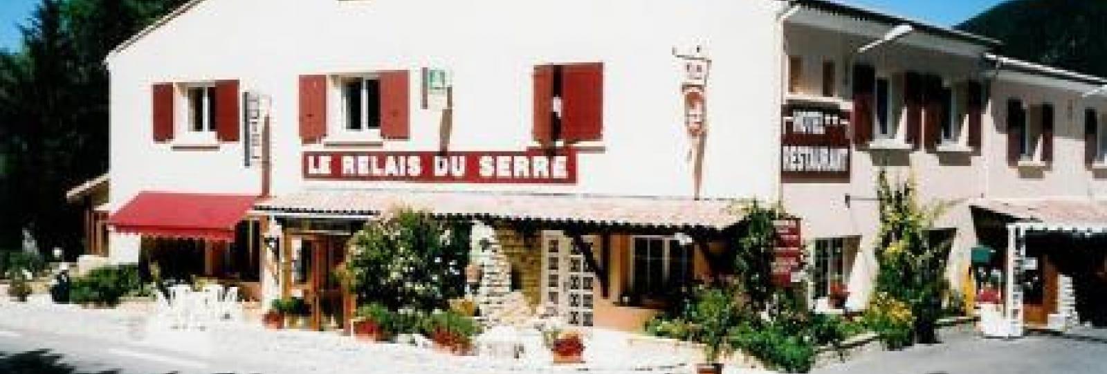 Hôtel-Restaurant le Relais du Serre