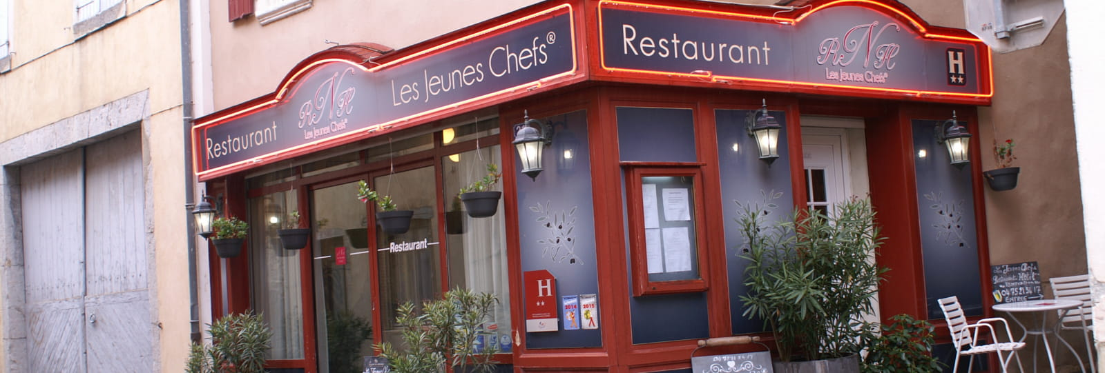 Hôtel-Restaurant Les Jeunes Chefs