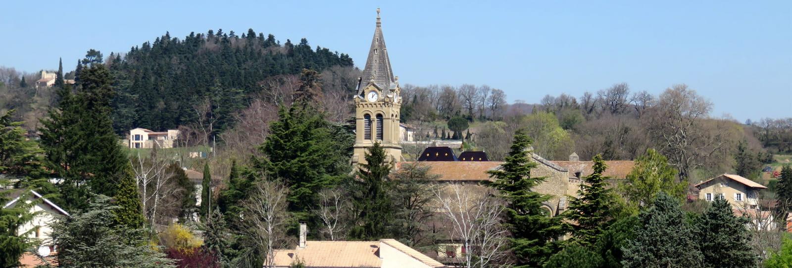 Village de Génissieux