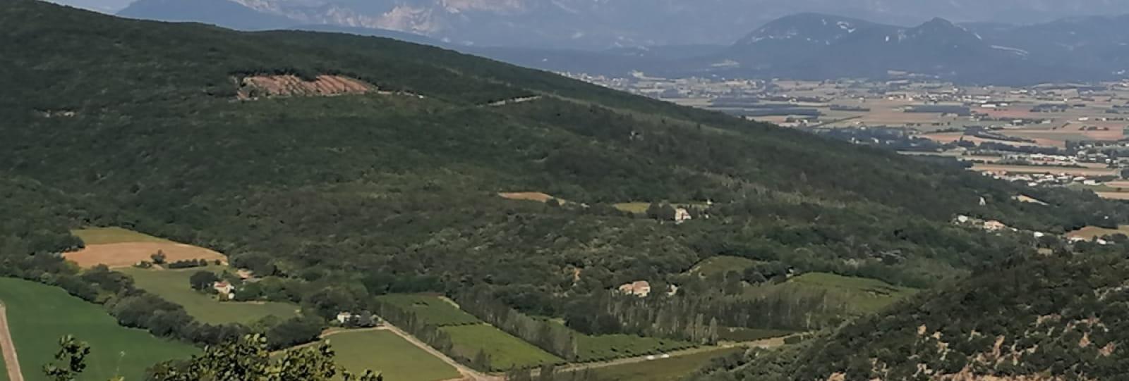 vue du col de Gentil