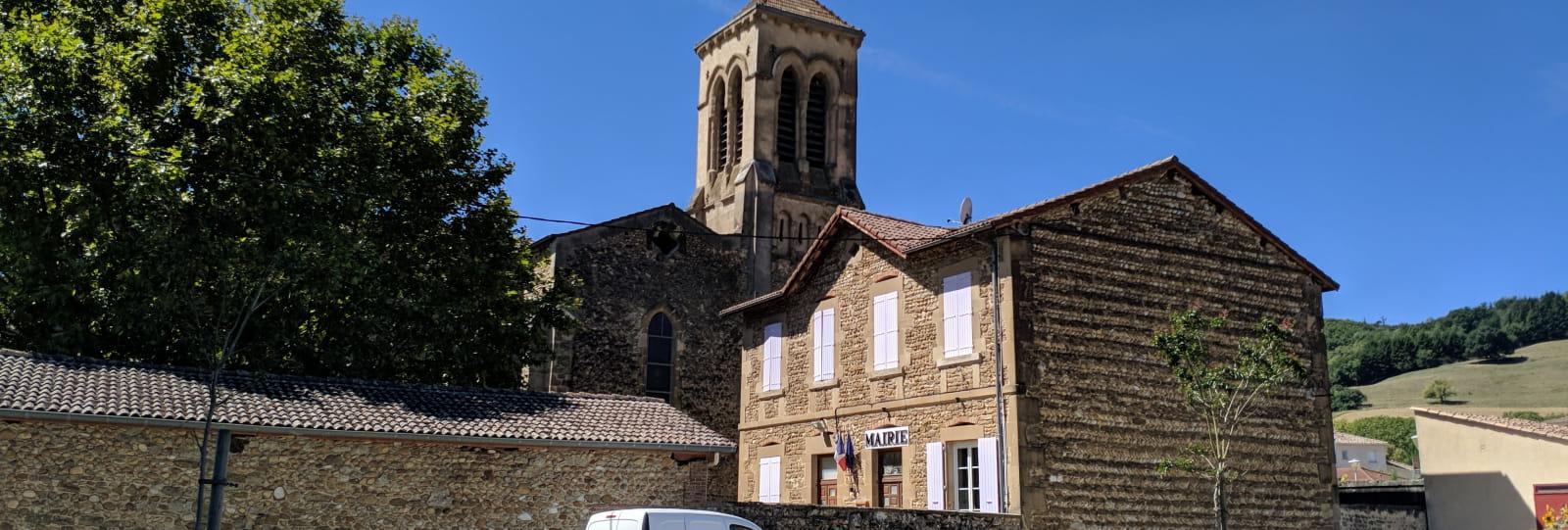 Village de Saint-Michel-sur-Savasse