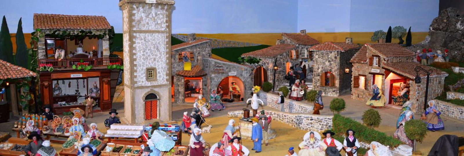 Village Provençal Aimé et Simone BRUN