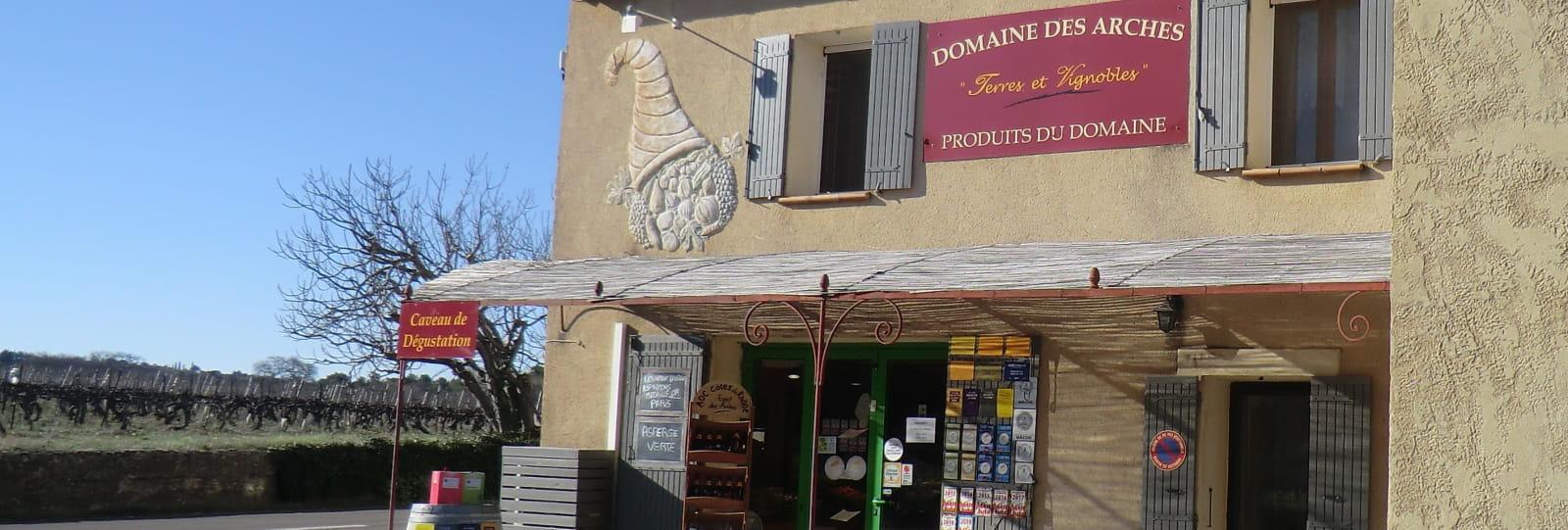 Domaine des Arches