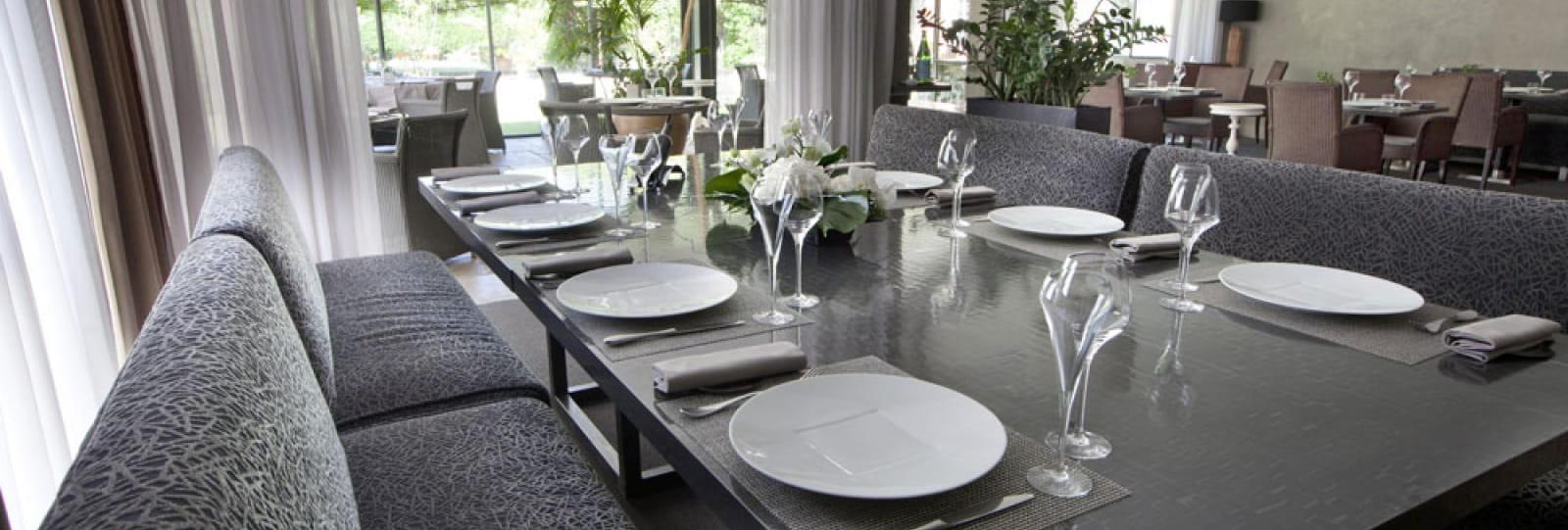 Villa Augusta salle restaurant