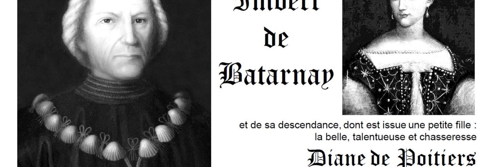 Chasse au trésor ' Sur les Pas d'Imbert de Batarnay'