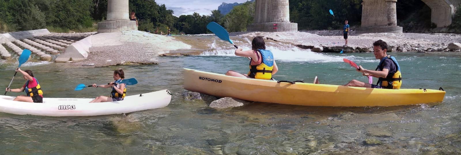 Canoë - Kayak avec Kayakland