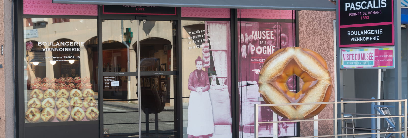 Pogne Museum and Bakery Pascalis