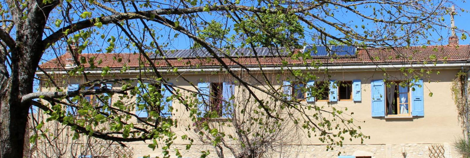 Château Saint Ferréol - Gîte de l'Oiseau Lyre