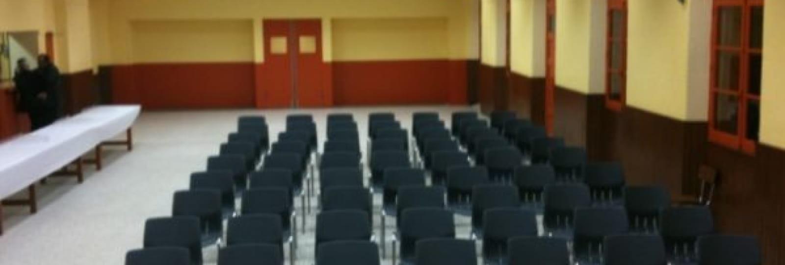 Salle des Fêtes d'Hostun
