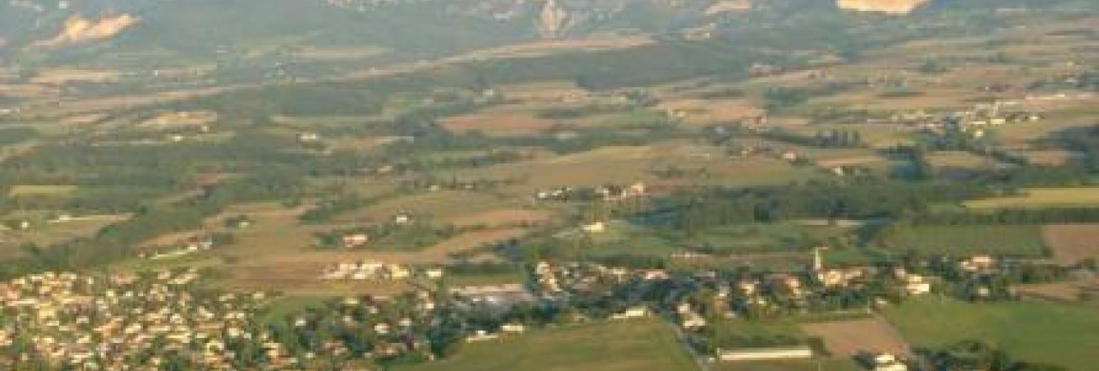 Village de Chatuzange-le-Goubet