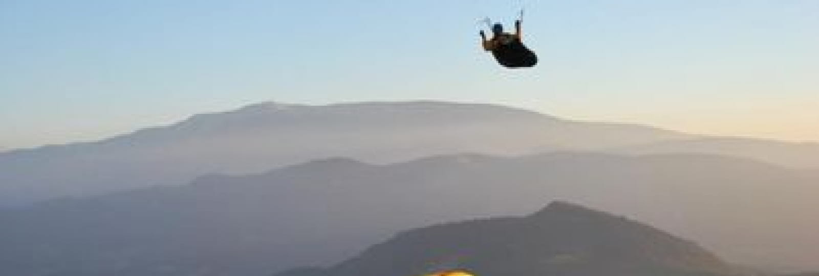 Vol en Parapente avec 'Lou Ventoun' Vincent Perlbarg
