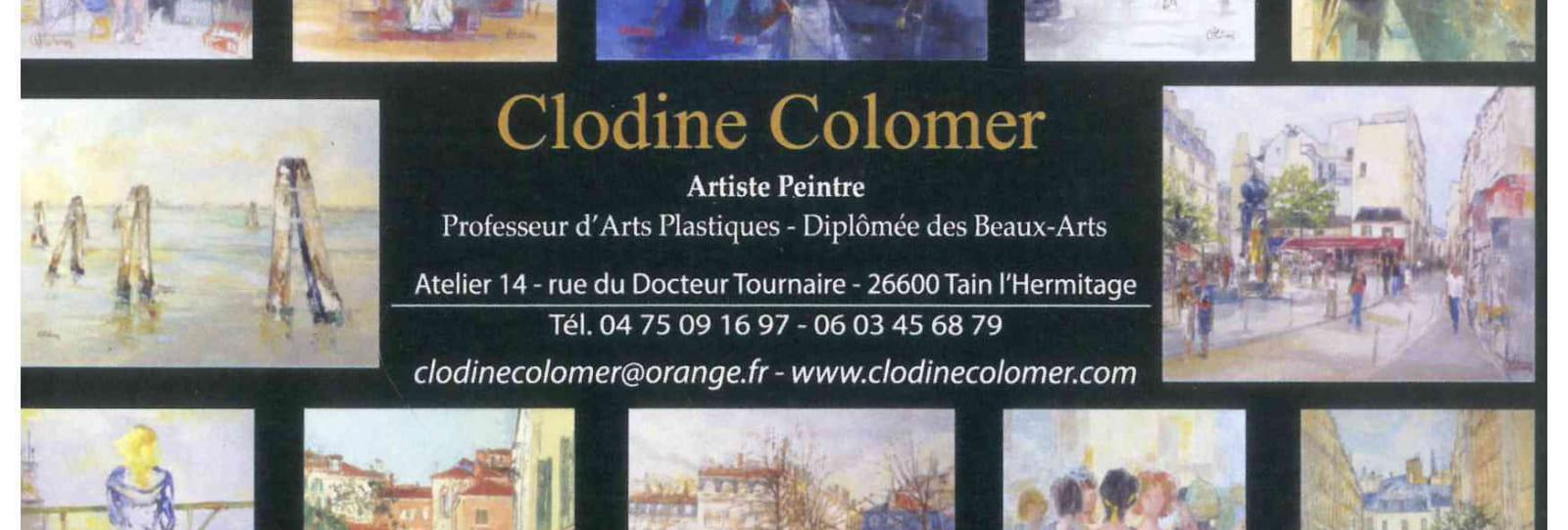 Clodine Colomer