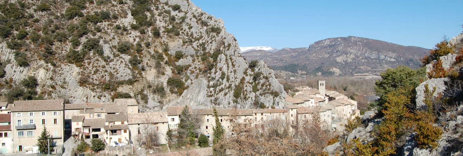 Village des Pilles