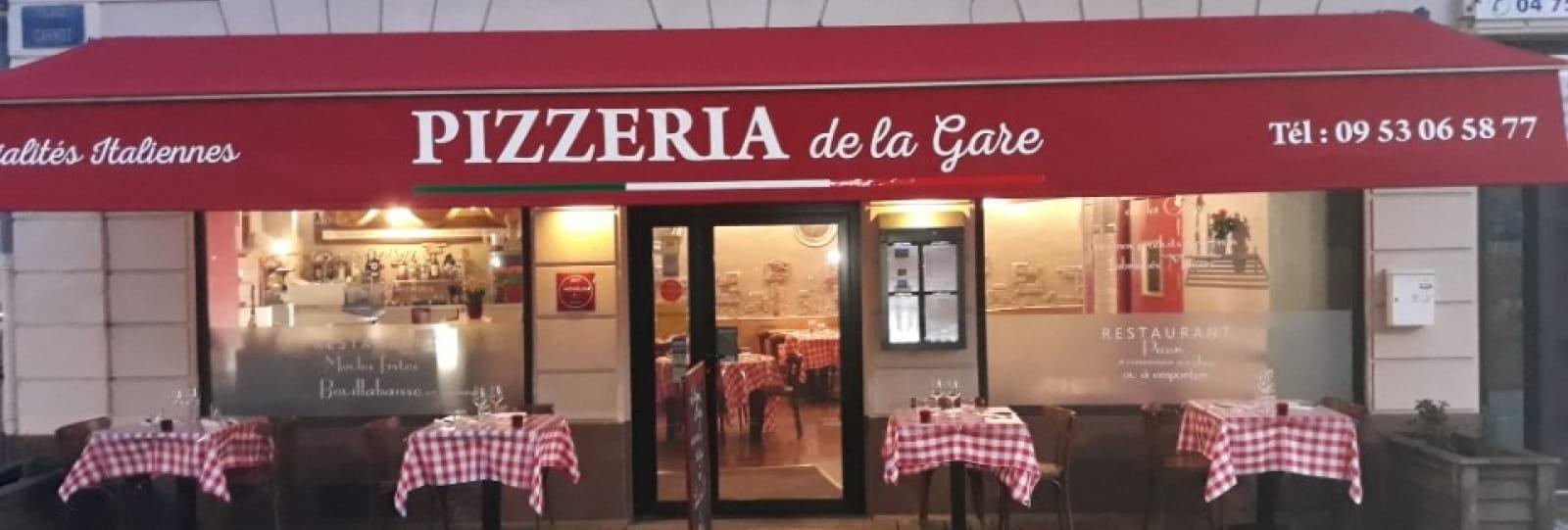 La Pizzeria de la Gare