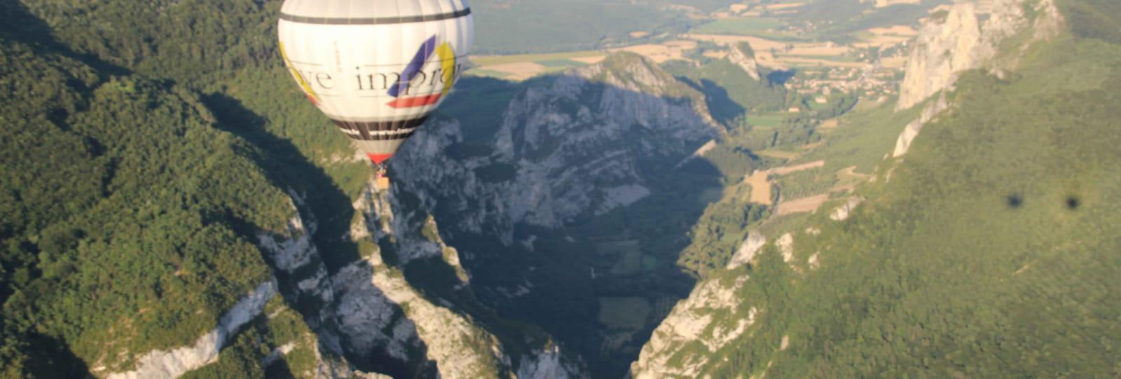 Drôme Montgolfière