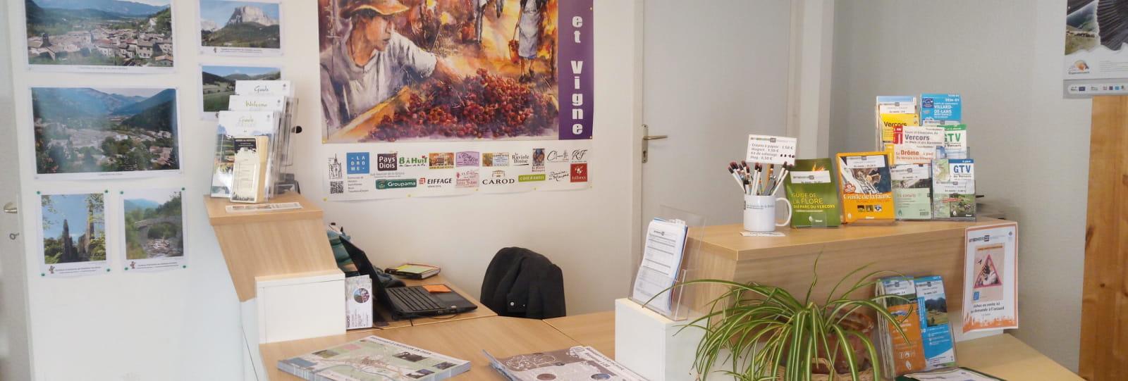 Office de Tourisme du Pays Diois - bureau de Châtillon-en-Diois