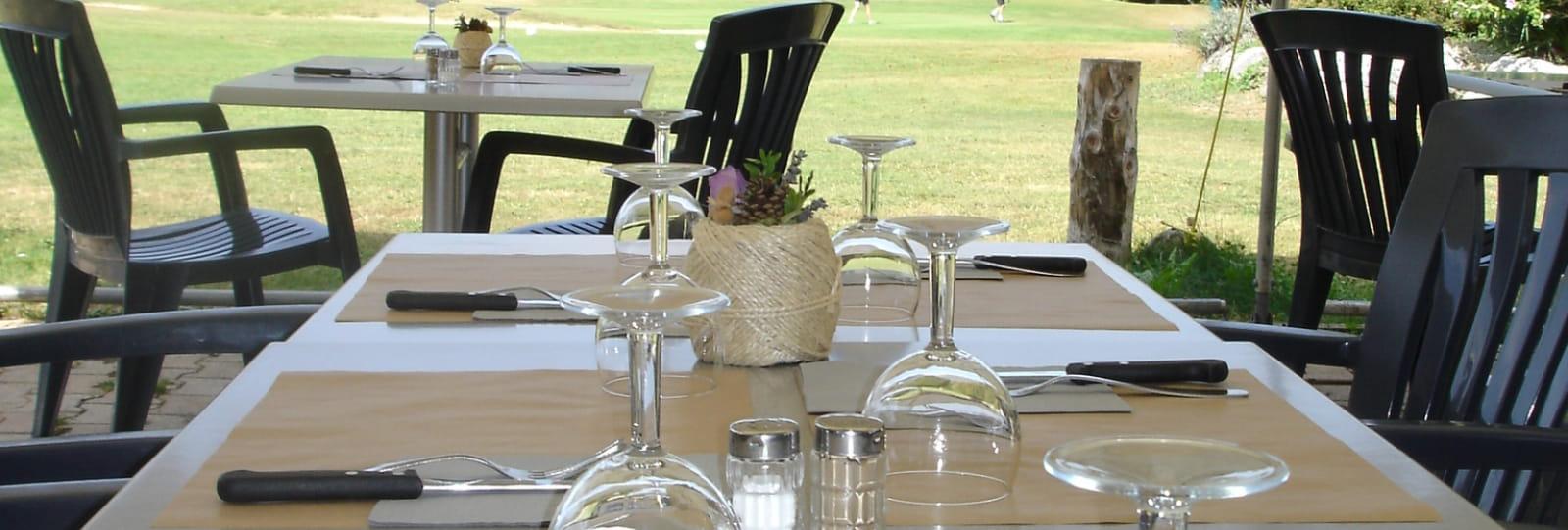 Restaurant du golf :' Le 9'