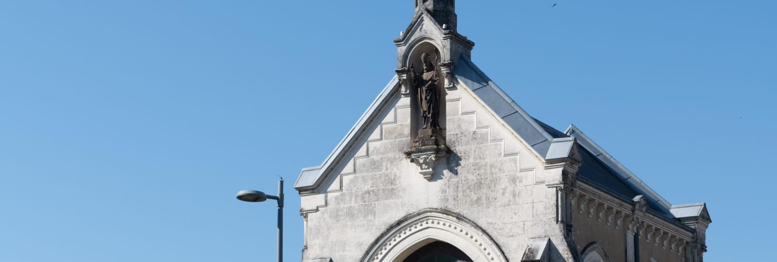 Chapelle Saint-Hugues
