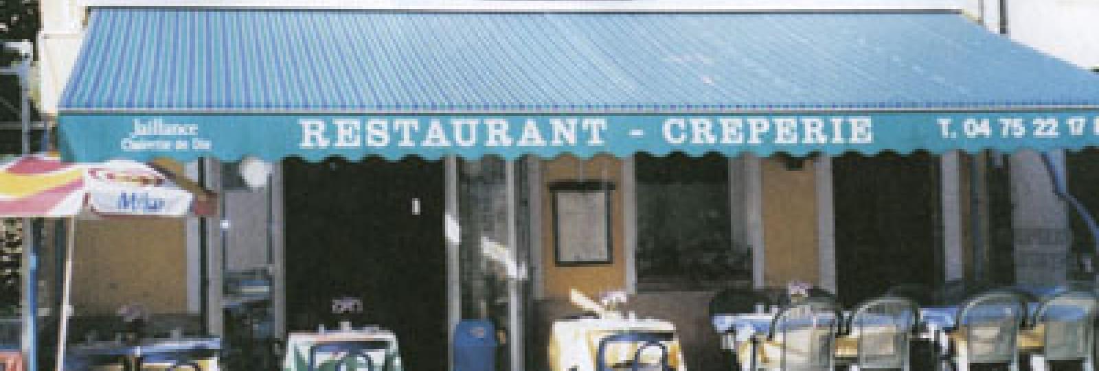 Restaurant - Crêperie le Viaduc