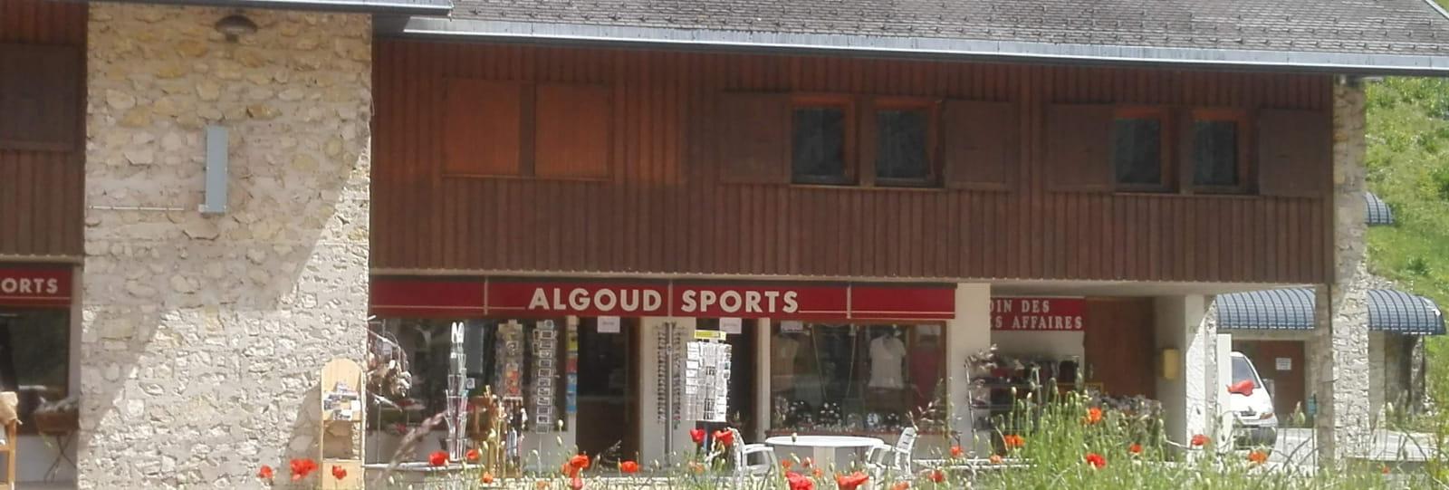 Algoud Sports - en station du Col de Rousset