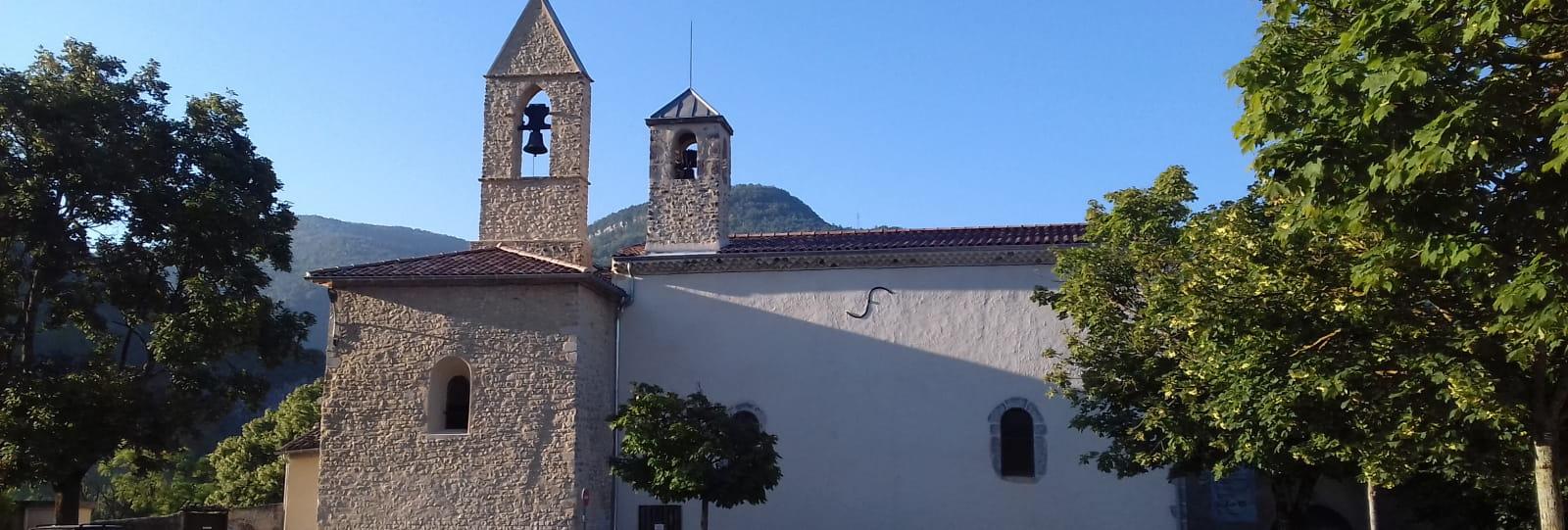 Eglise-temple de Sainte-Croix