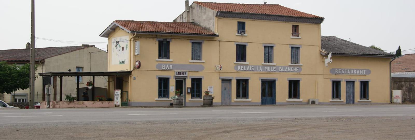 restaurant - relais routier