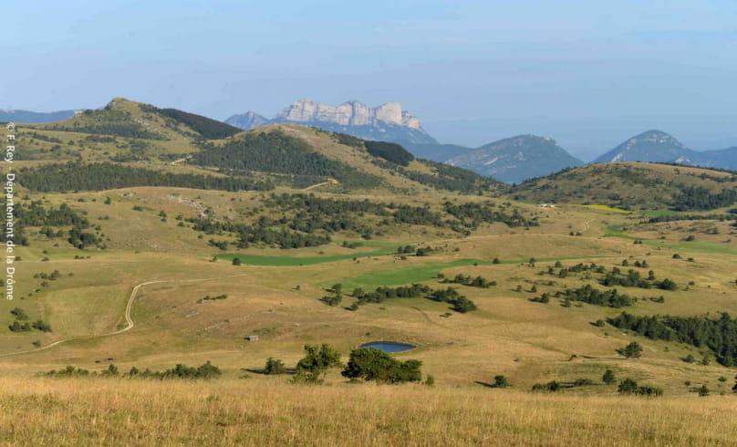 La montagne du Sapey