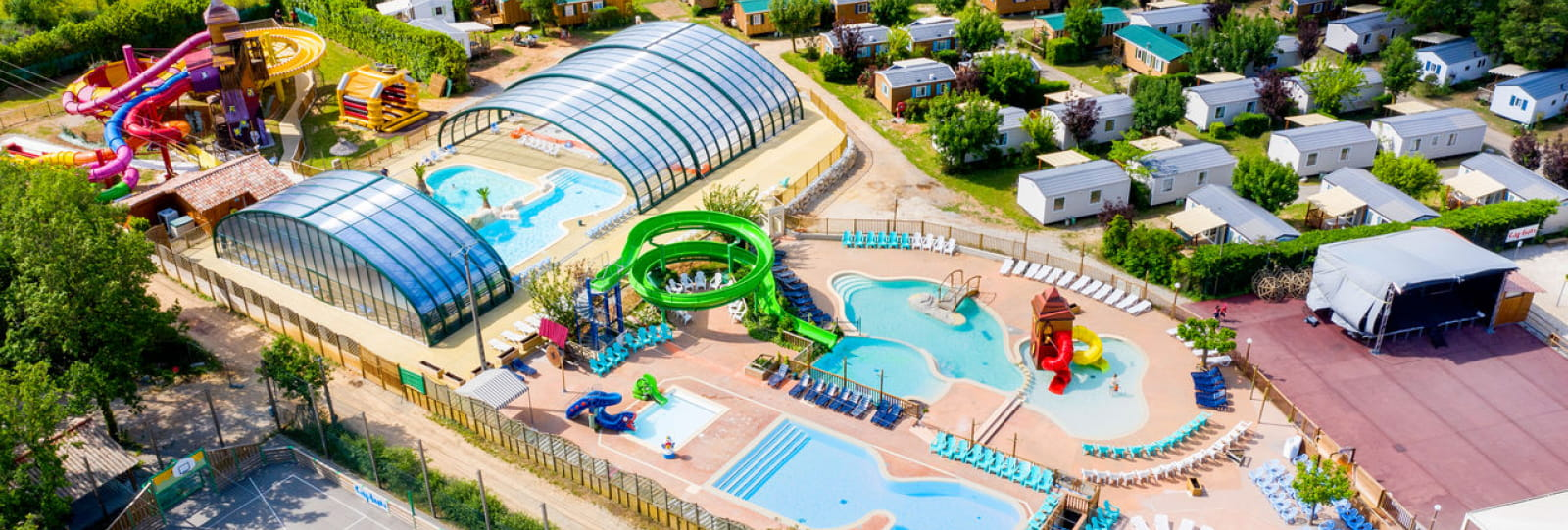 Camping Domaine le Grand Lierne