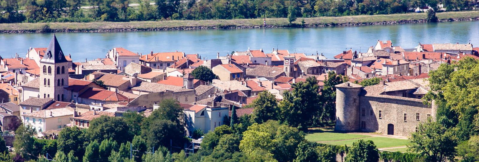 ville de saint Vallier