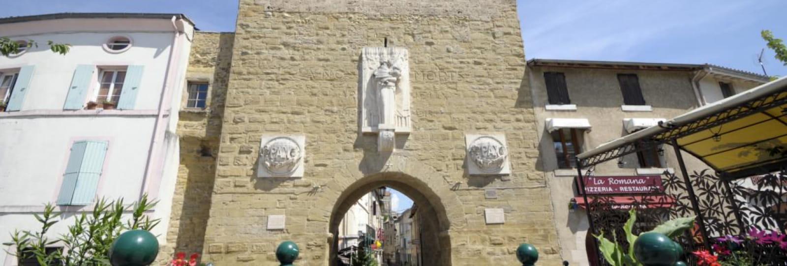 Valence Romans Tourisme : antenne de Chabeuil