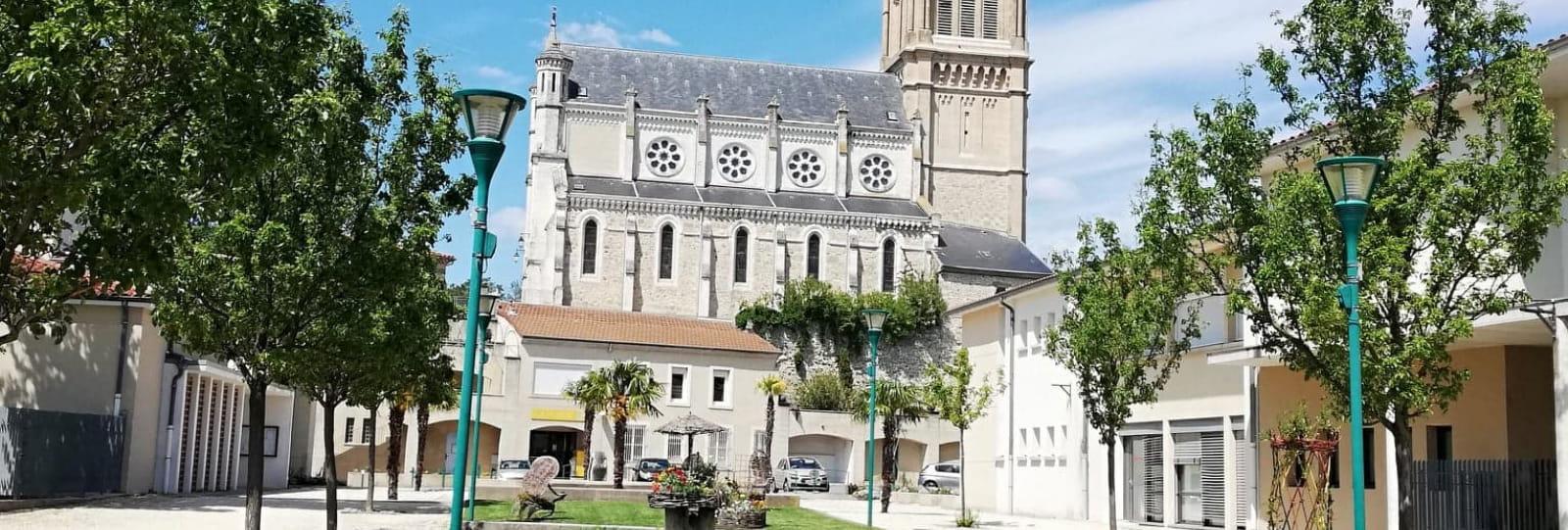 Village de Montélier