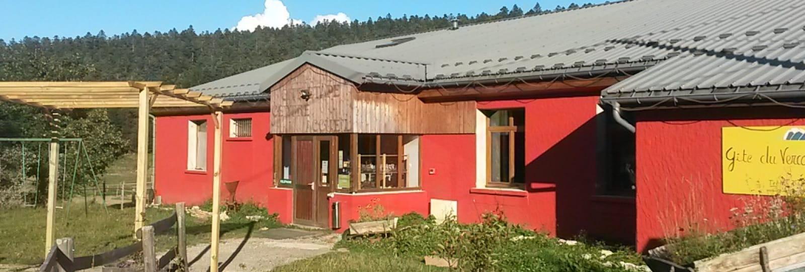 Gîte du Vercors - l'Annexe, gîte de groupe pour 26 personnes au cœur du Vercors