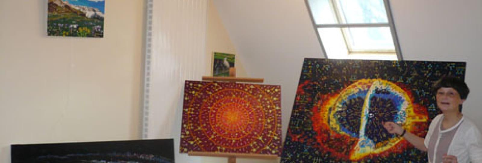 Marie-Jo Parron Workshop
